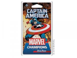 Marvel Champions: Captain America Hero Pack EN