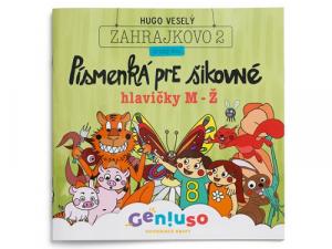 Geniuso - Písmenká pre šikovné hlavičky 2.diel