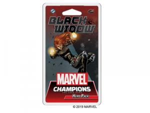 Marvel Champions: Black Widow Hero Pack EN