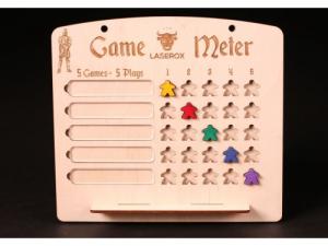 Game meter 5x5
