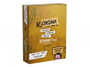 Kauzy Korona - ZOMRI hra - rozšírenie