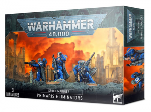 Warhammer 40000: Space Marines - Primaris Eliminators