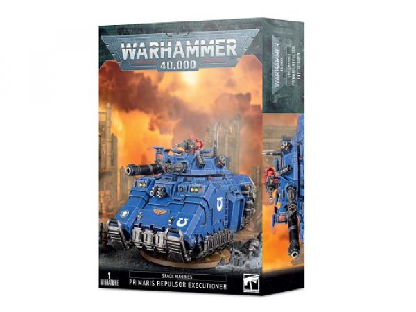 Warhammer 40000: Space Marines - Primaris Repulsor Executioner