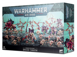 Warhammer 40000: Tyranids - Battleforce – Brood Swarm