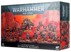Warhammer 40000: Chaos Space Marines - Decimation Warband