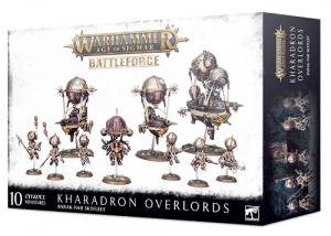 Warhammer Age of Sigmar: Kharadron Overlords - Barak-Nar Skyfleet
