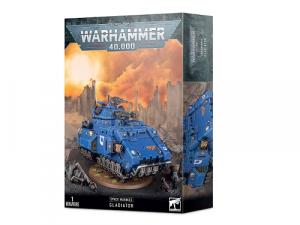 Warhammer 40000: Space Marines - Gladiator