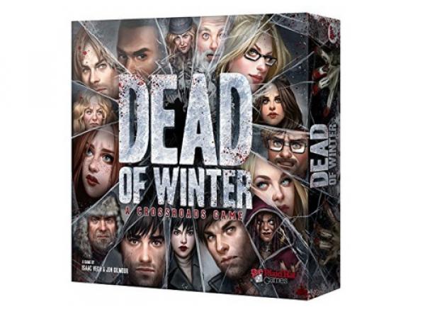 Dead of Winter EN (Zima mrtvých)