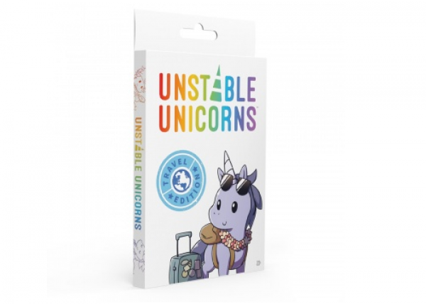 Unstable Unicorns - travel edition