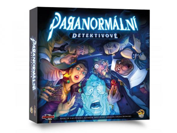 Paranormální detektivové