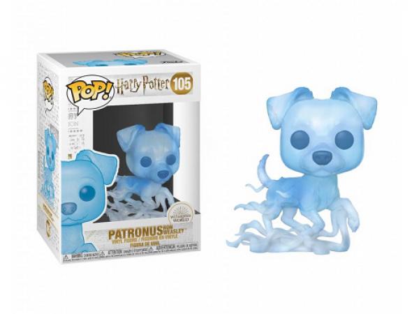 Funko Pop! (105) Harry Potter - Patronus S1 - Patronus Ron Weasley
