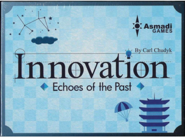 Innovation EN - Third editon - Echoes of the Past