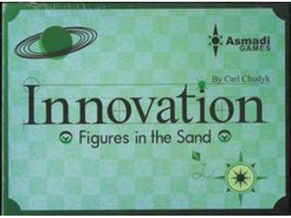 Innovation EN - Third editon - Figures in the Sand
