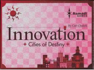 Innovation EN - Third editon - Cities of Destiny