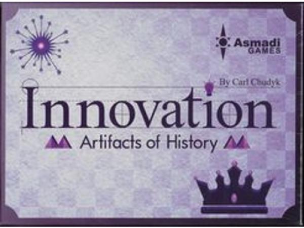 Innovation EN - Third editon - Artifacts of History