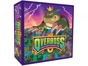 Overboss: A Boss Monster Adventure EN