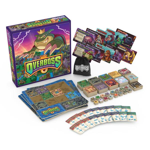 Overboss: A Boss Monster Adventure EN