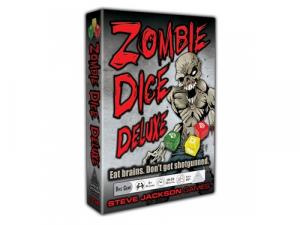 Zombie Dice Deluxe- EN
