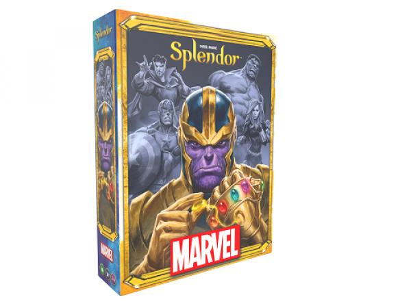 Splendor Marvel CZ