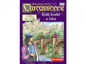 Carcassonne: Král, hrabě a řeka 6. rozšírenie - Stará grafika