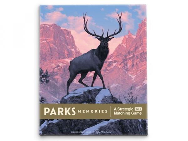 Parks Memories Mountaineer