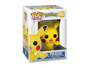Funko Pop! (353) Games - Pokemon S1 - Pikachu
