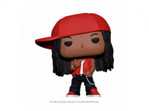 Funko Pop! Rocks - Lil Wayne