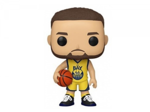 Funko Pop! NBA - Steph Curry (Alternate)