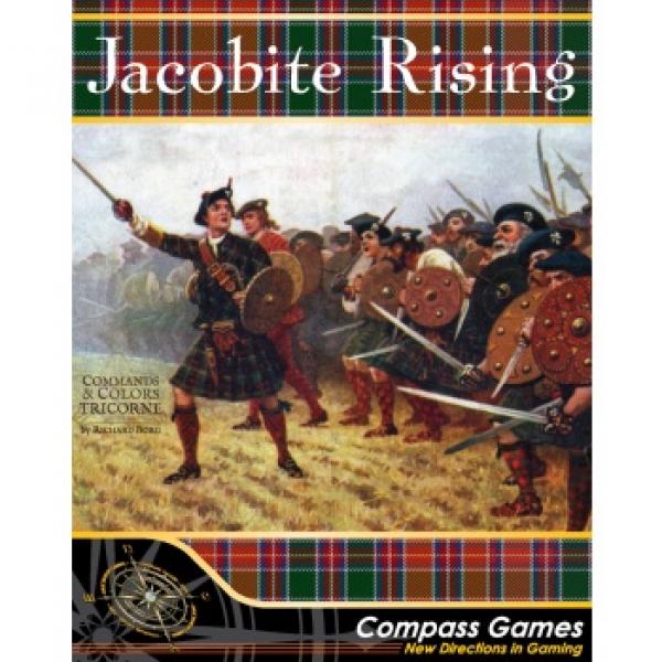 Commands & Colors Tricorne: Jacobite Rising - EN