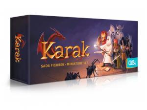 Karak - sada 6 figúrok
