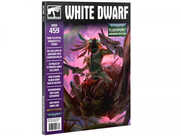 Warhammer White Dwarf 459 (12/2020)