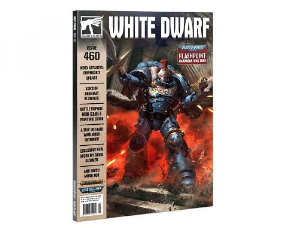 Warhammer White Dwarf 460 (1/2021)