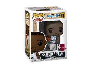 Funko Pop! NBA Legends - Shaquille O'Neal (Magic home)