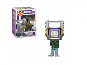 Funko Pop! Games - Fortnite - S3 - DJ Yonder