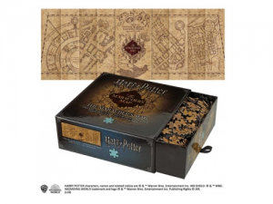 Harry Potter Puzzle - The Marauder's Map Cover