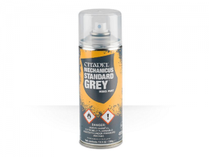 Citadel Spray: Mechanicus Standard Grey