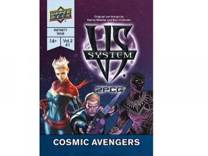 VS System 2PCG: Cosmic Avengers - EN