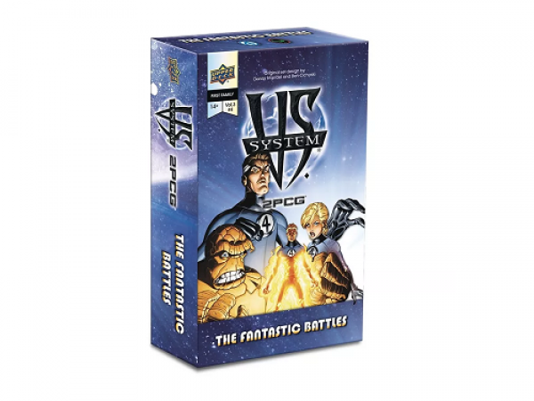 VS System 2PCG: The Fantastic Battles - EN