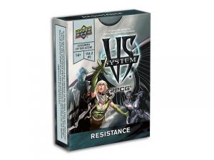 VS System 2PCG: Resistance - EN
