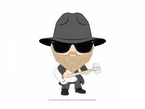 Funko Pop! ZZ Top - Dusty Hill