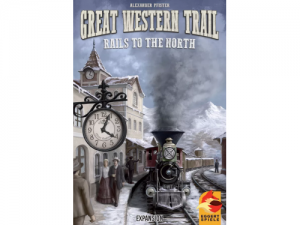 Great Western Trail - Rails To The North - EN