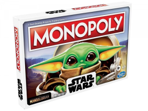 Monopoly Star Wars The Mandalorian The Child