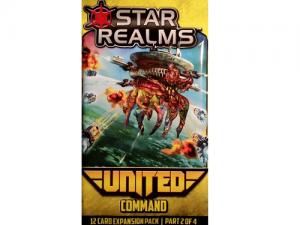 Star Realms - United - Command