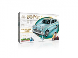 Harry Potter - Weasley Car 3D Puzzle
