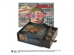 Harry Potter Puzzle - The Quibbler Magazine Cover
