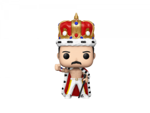 Funko Pop! Rocks - Queen - Freddie Mercury King