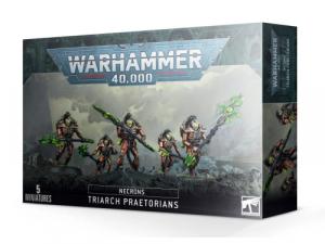 Warhammer 40000: Necrons: Triarch Praetorians