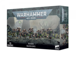 Warhammer 40000: Necrons: Necron Warriors