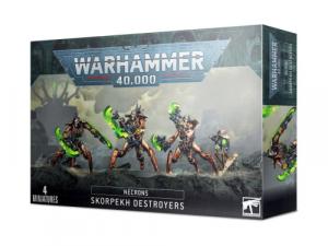 Warhammer 40000: Necrons: Skorpekh Destroyers