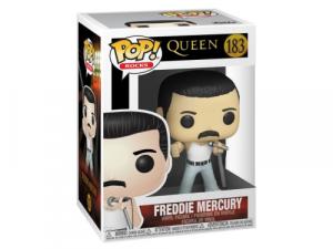 Funko Pop! Rocks - Queen - Freddie Mercury Radio Gaga (183)
